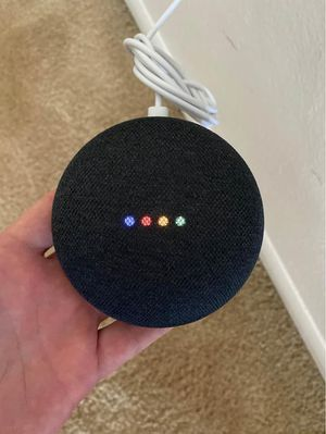Google Home Mini 2nd Generation for Sale in Clearwater, FL