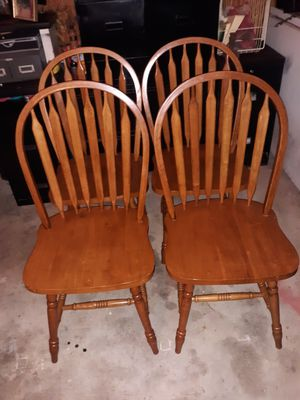 4 Chairs for Sale in Manchester, TN
