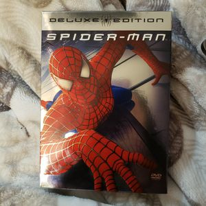 Widescreen Special Deluxe Edition Spider-Man 2 DVD Box Set for Sale in Rockville, MD