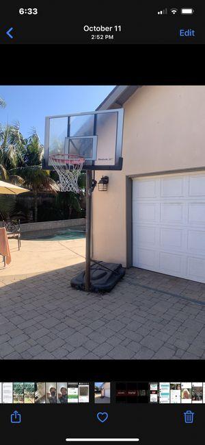 Basketball hoop !! $ 60.00 for Sale in Oceanside, CA
