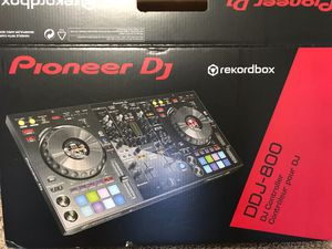Pioneer dj rekorsbo ddj-800 for Sale in National City, CA