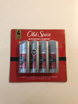 Old spice swagger 4 pack 2.6 oz for Sale in Bronx, NY