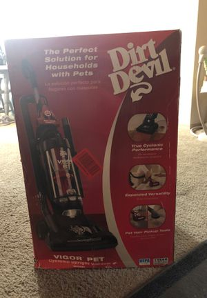 Dirt devil vacuum, pet edition for Sale in Tacoma, WA