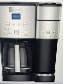 Cuisinart SS-15p1 Coffee Center 12 Cup Maker And Single Serve Brewer for Sale in Lake Oswego,  OR