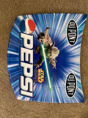 Nascar Pepsi Yoda Star Wars Replica Hood for Sale in Lindale, TX