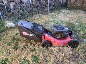 """21"""" Exmark commercial mower Honda engine GSV190 for Sale in Tacoma, WA"""