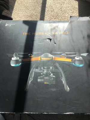It's a hubsan x4 pro for Sale in US