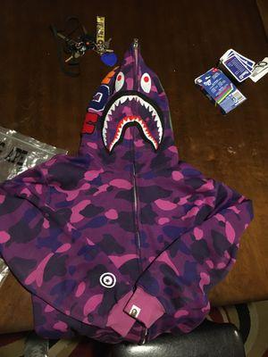 Bape shark hoodie for Sale in Jacksonville, FL