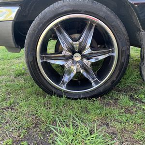 Helo Rims And Pirelli Tires for Sale in Pawtucket, RI