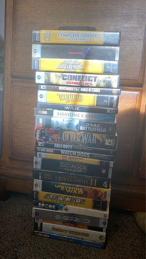 22 PC Games for Sale in Prescott Valley, AZ