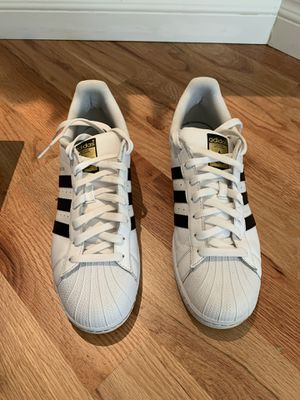 Adidas Superstar shoes for Sale in Camas, WA