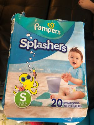 Diapers (S-13-34lbs) for Sale in Georgetown, KY