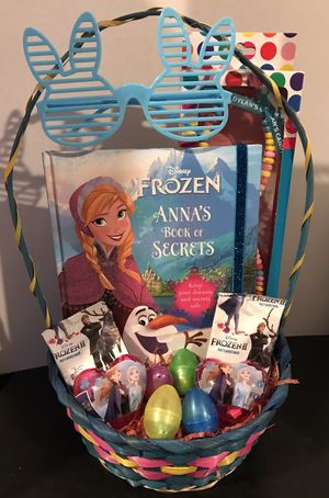 FROZEN Anna and Elsa Easter Baskets 🐰 for Sale in Paramount, CA