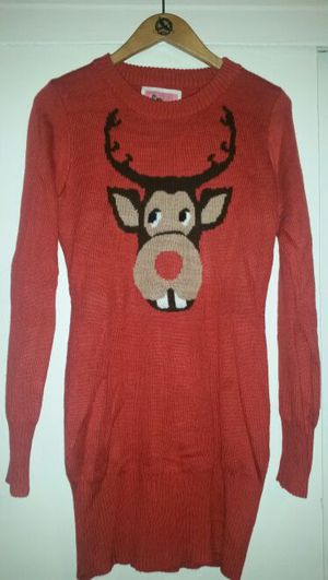Ugly Christmas Sweater DRESS for Sale, used for sale  New York, NY