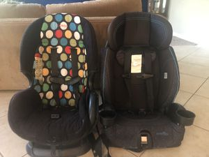 Front Facing Car Seats-$40 for Both for Sale in Ponte Vedra Beach, FL