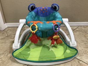 Fisher Price Sit Me Up Floor Seat for Sale in Peoria, AZ