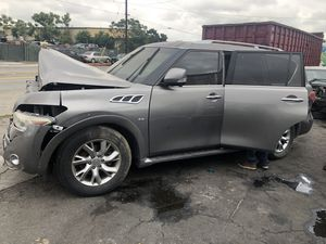 2014 Infiniti QX80 parting out for Sale in Fontana, CA