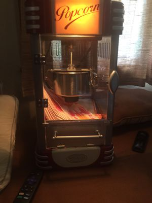 Popcorn machine for Sale in Baker, LA