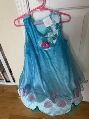 Troll costume dress for Sale in Lithia, FL