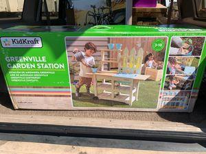 KidKraft Greenville Garden Station for Sale in Garden Grove, CA