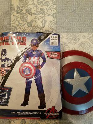 Halloween Captain America for Sale in Marietta, GA