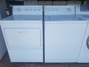 Washer and dryer for Sale in Lake Wales, FL