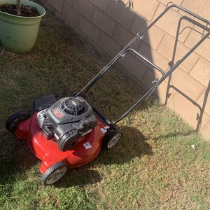Lawn Mower Barely Used for Sale in Huntington Beach, CA