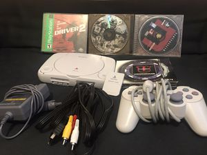 Playstation 1 Slim Bundle for Sale in Port St. Lucie, FL
