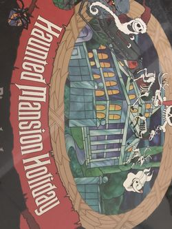Haunted mansion holiday nightmare before Christmas for Sale in Irvine,  CA