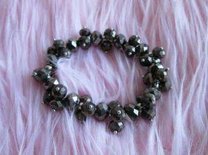 Crystal , Silver bracelet for Sale in Hyattsville, MD