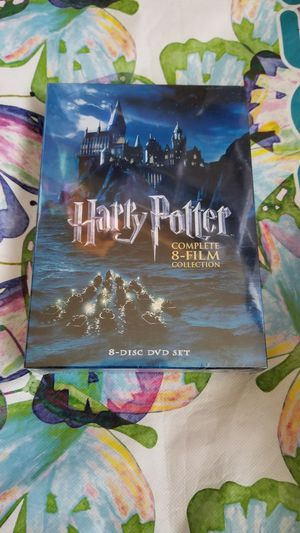 Harry Potter 8 DVD Set for Sale in Tacoma, WA