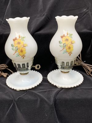 Vintage set of lamps for Sale in Chicago, IL