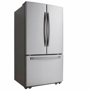 SAMSUNG 25.5 cu. ft. French Door Refrigerator in Stainless Steel - Model: RF260BEAESR for Sale in Yonkers, NY