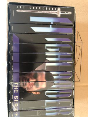 Highlander Season one vcr set for Sale in Miami, FL