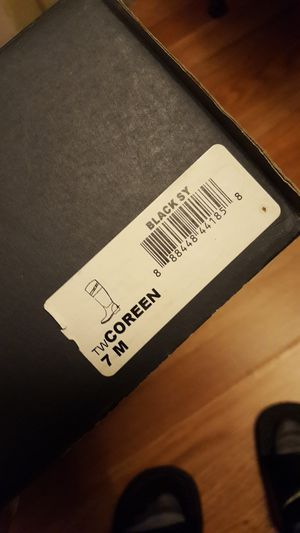 Tommy Hilfiger rain boots for Sale in Waterbury, CT