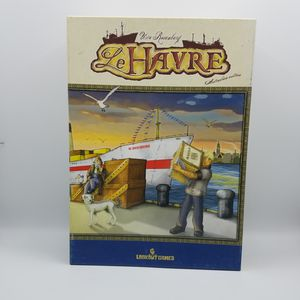 Le Havre Complete Game Excellent Condition Lookout Games for Sale in Chevy Chase, MD