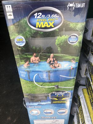 Brand new pool 12x30 for Sale in Bloomfield, NJ