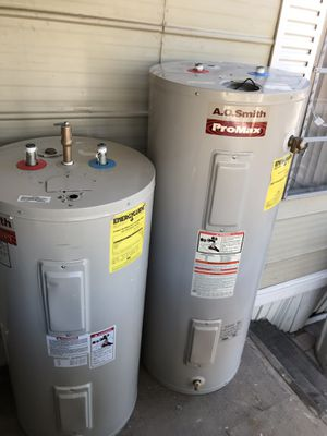 $150$! Ea!! TODAY ONLY!! Electric water heater- boiler electrico (50 gal!) for Sale in Phoenix, AZ