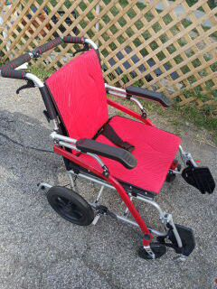 High-fortune wheel chair for Sale in Adrian, MI