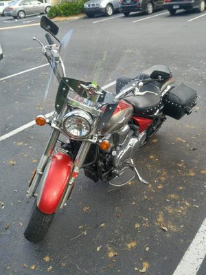 2007 Kawasaki Vulcan 900 motorcycle for Sale in Zephyrhills, FL