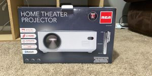 projector witt controller and cords for Sale in Riverside, CA