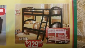 Bunk beds start $450 for Sale in Arbutus, MD