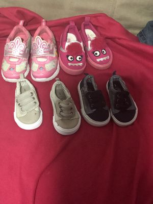 Kids shoes for Sale in Pittsburg, CA