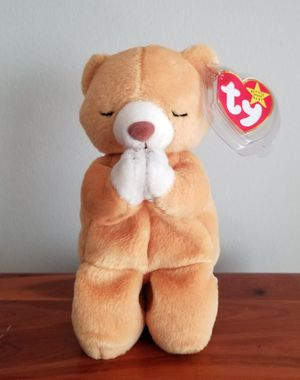 Hope Praying Bear Ty Beanie Baby W/Errors for Sale in Gaithersburg, MD