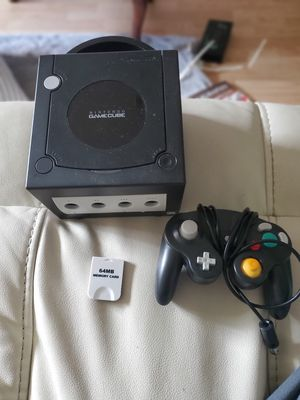 Gamecube with power supply and controller for Sale in Annandale, VA