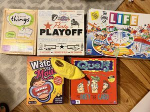 Board games for Sale in Federal Way, WA