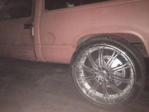"""T.I.S 24 """" RIMS for Sale in Long Beach, CA"""