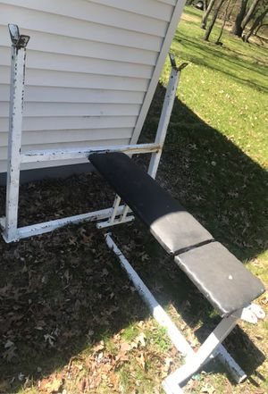 Weight bench for Sale in Holland, MI