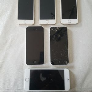 Lot of iPhones For Parts for Sale in Stoughton, MA