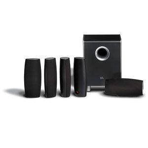 JBL CS6100 5.1 Surround Sound Home Audio Speaker System for Sale in Santa Monica, CA